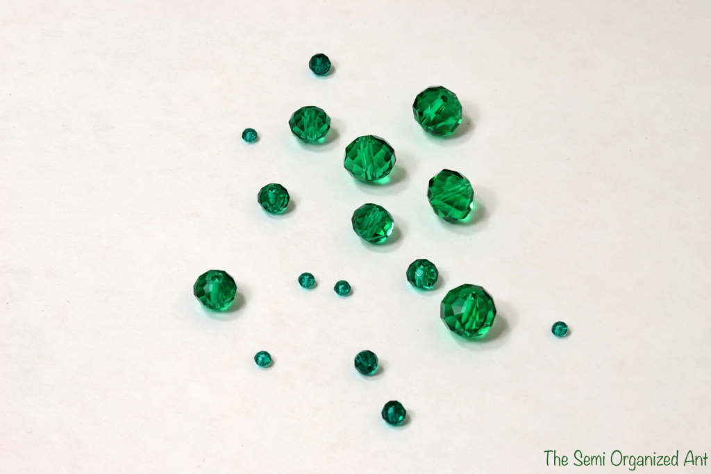 12 of My Favorite Color Combinations For Emerald Green Beads